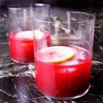 Rote Rueben Gin Tonic