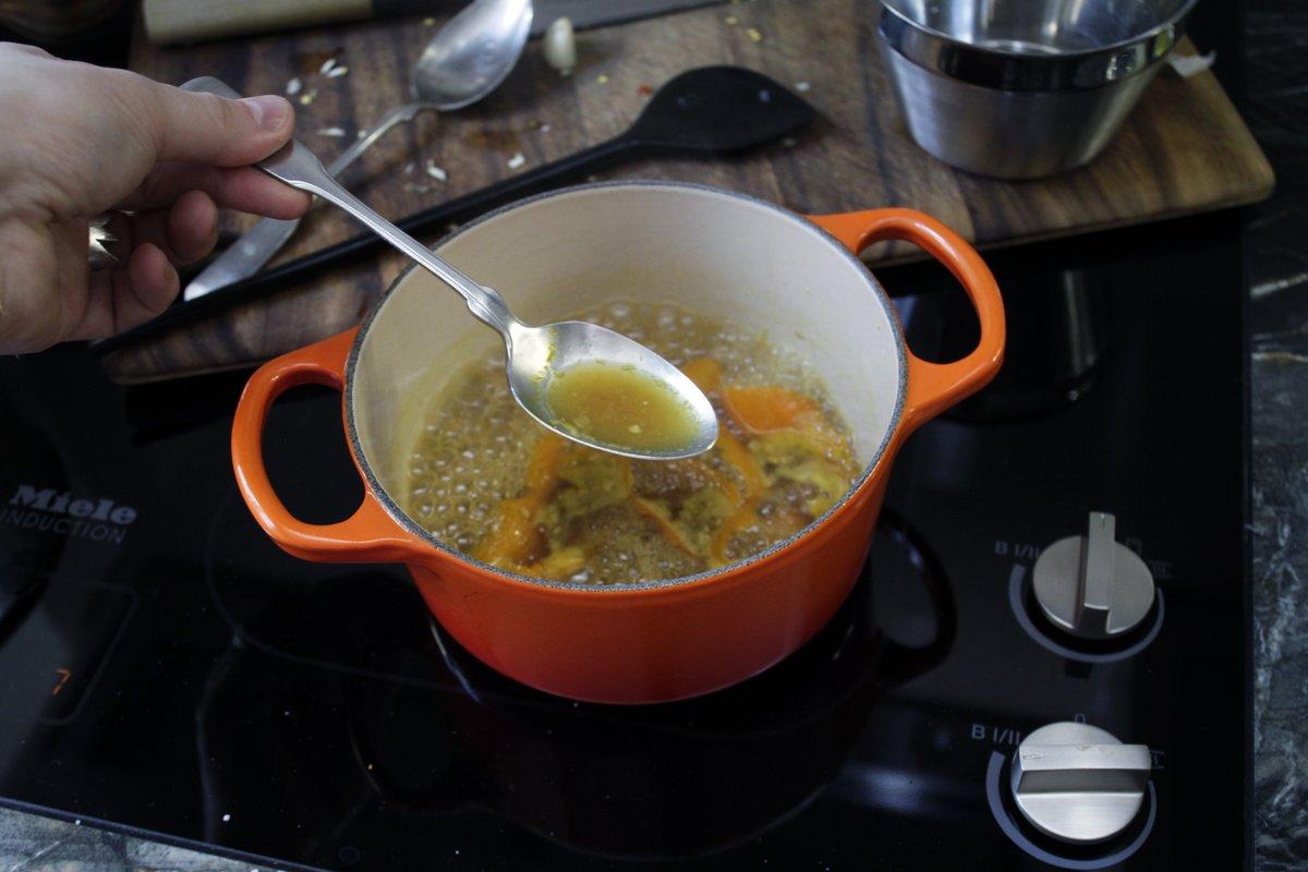 Sauce kochen