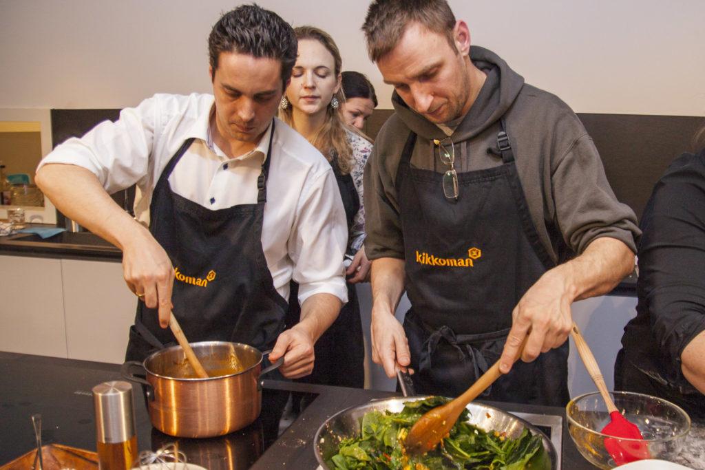 Curry kochen
