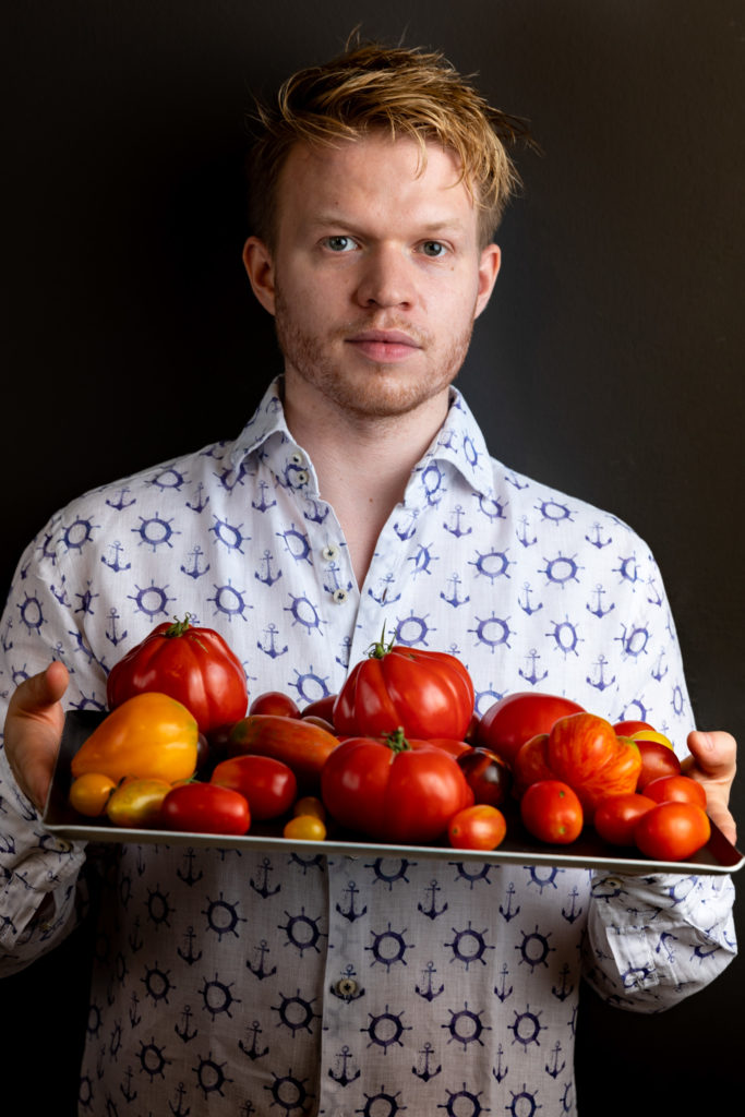 Julian & die Tomaten