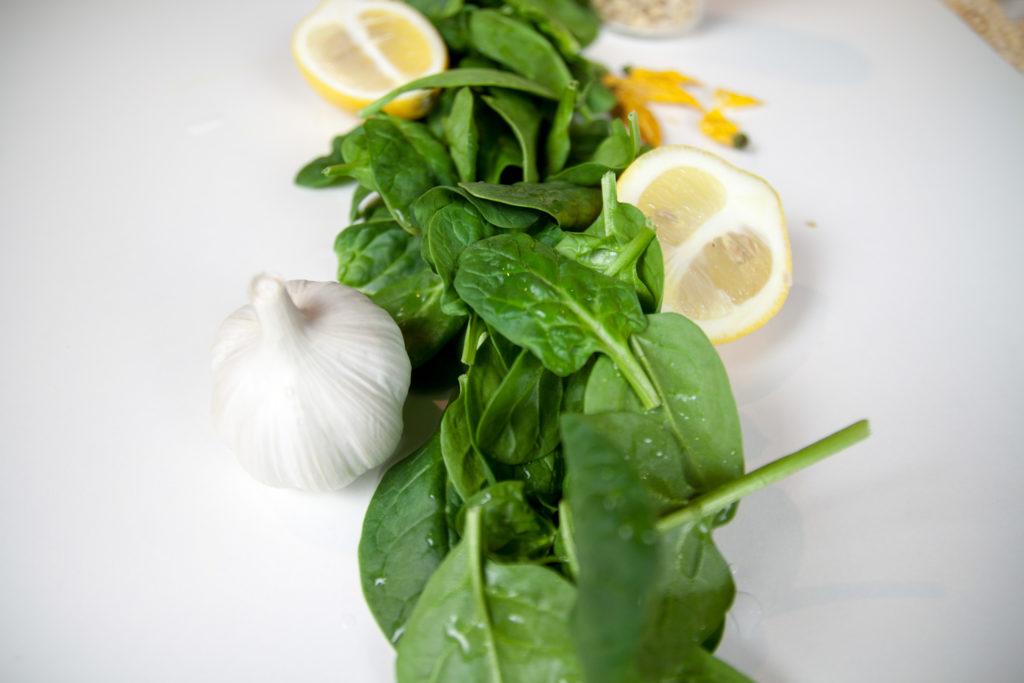 Zutaten Pesto