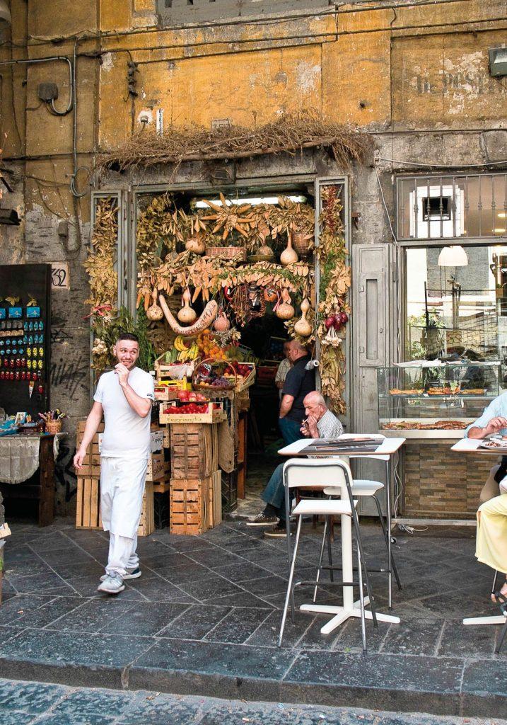 Neapel, die Stadt die nie schläft