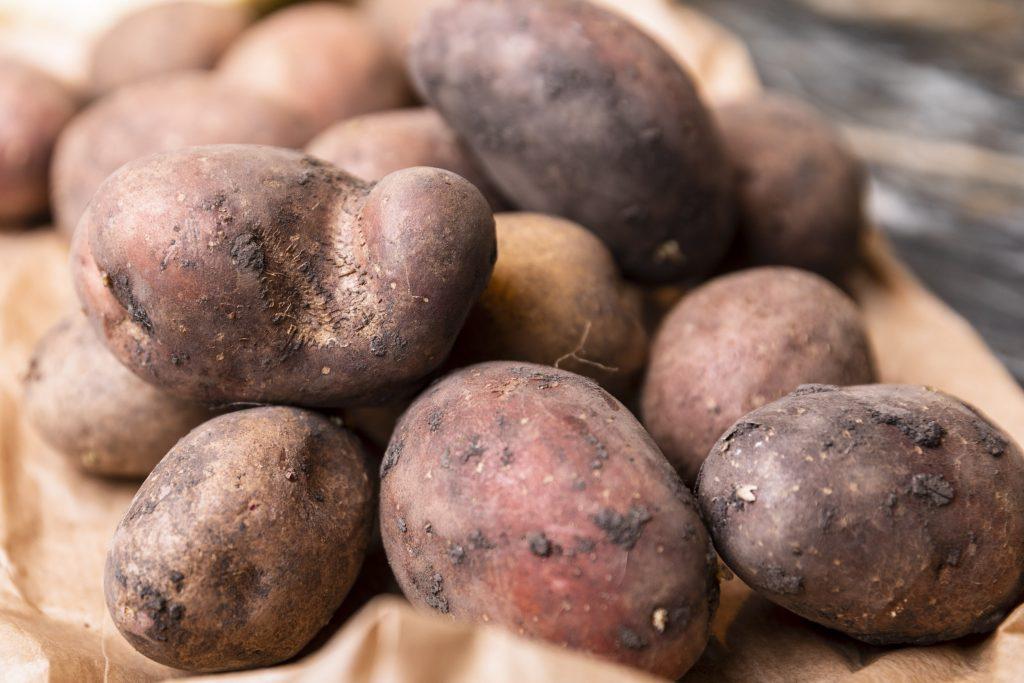 Festkochende Kartoffeln | Foto (c) Julian Kutos
