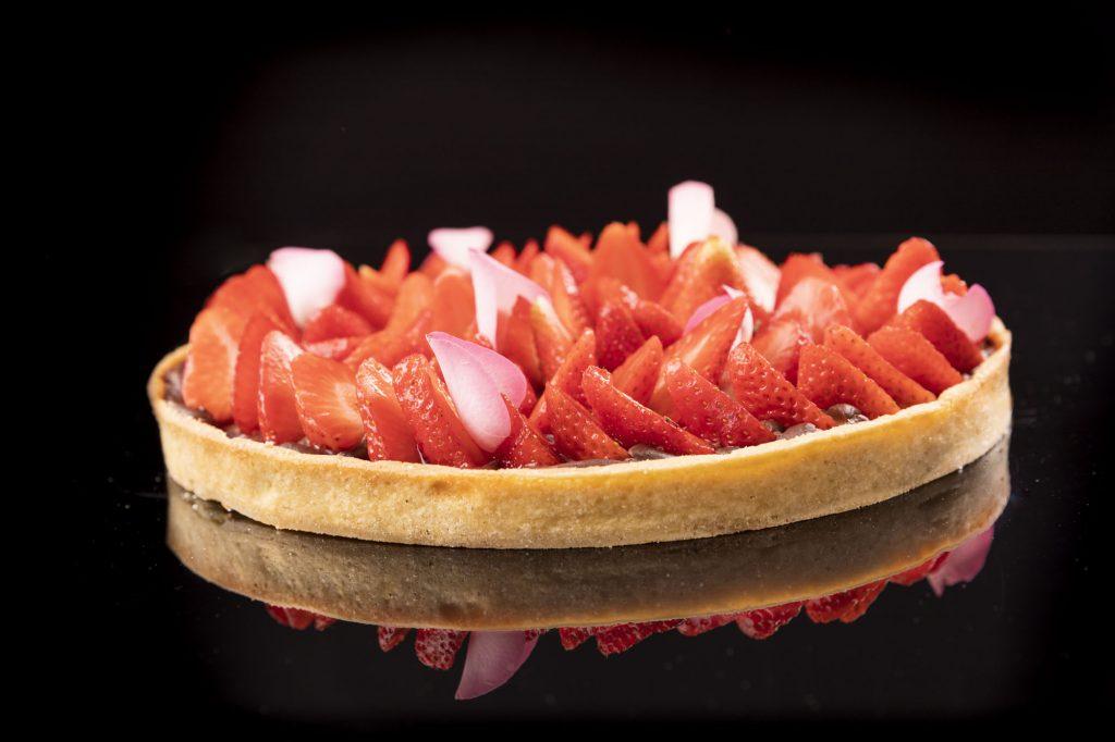 Erdbeer Tarte   Foto (c) Julian Kutos