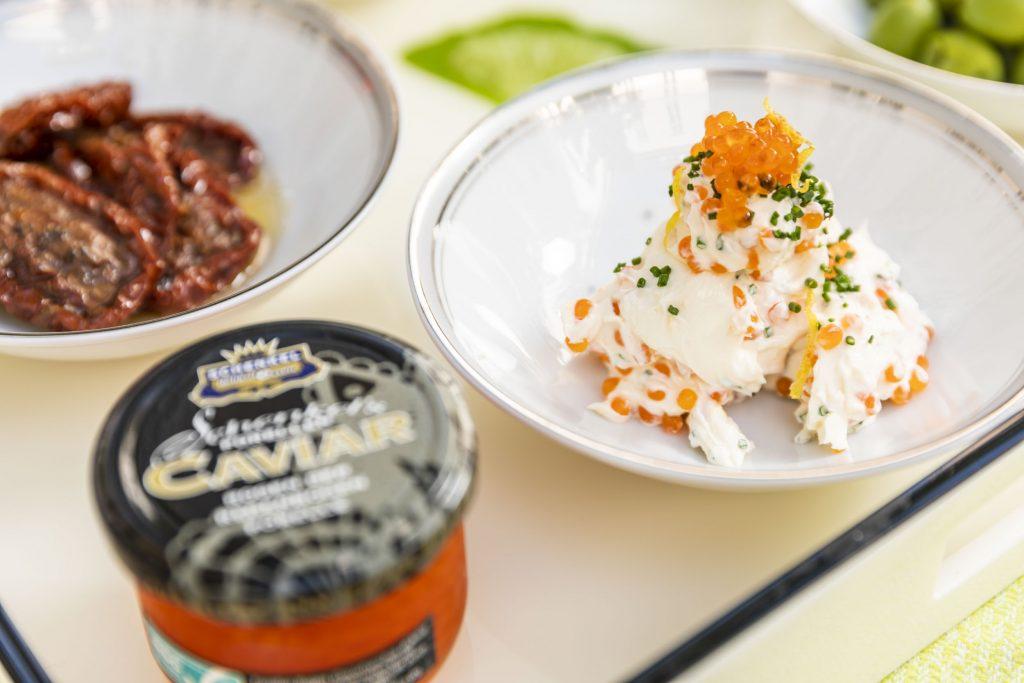 Caviar Frischkäse | Foto (c) Julian Kutos