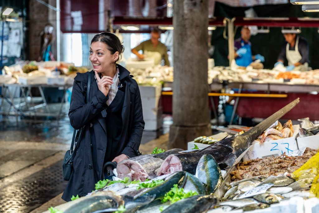 Chef Nadia Frisina - Foto (c) Julian Kutos