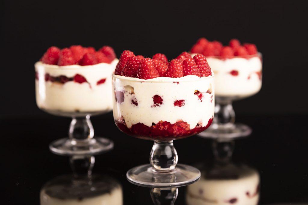 Himbeer Trifle - Foto (c) Julian Kutos