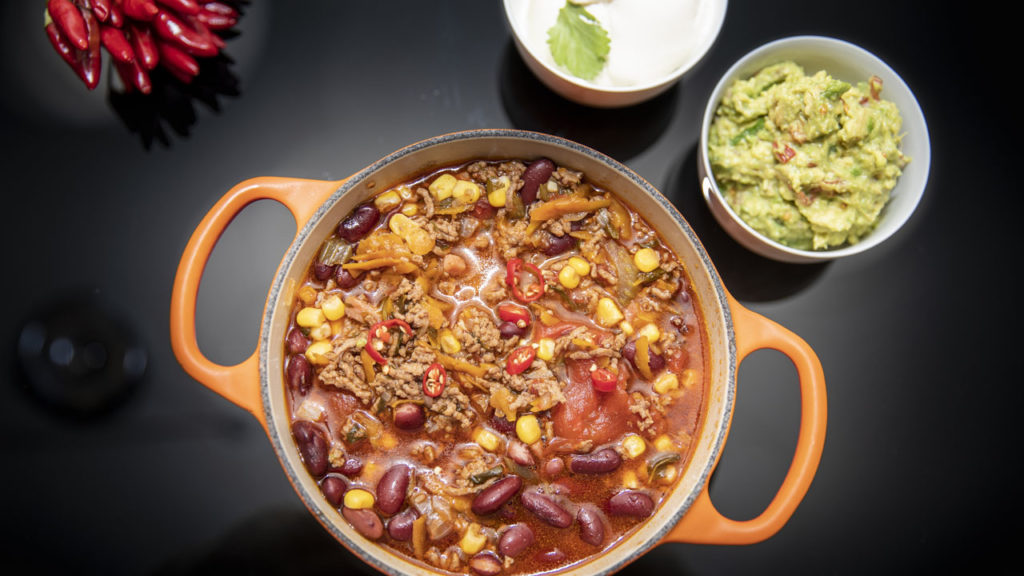 Chili con Carne | Foto (c) Julian Kutos