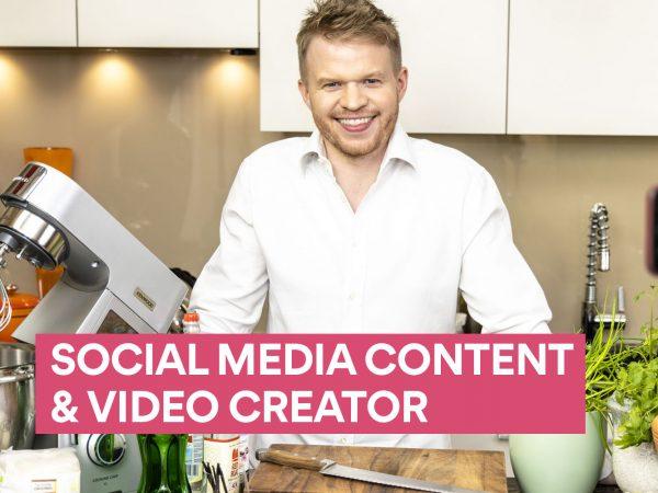 Social Media Content & Video Creator