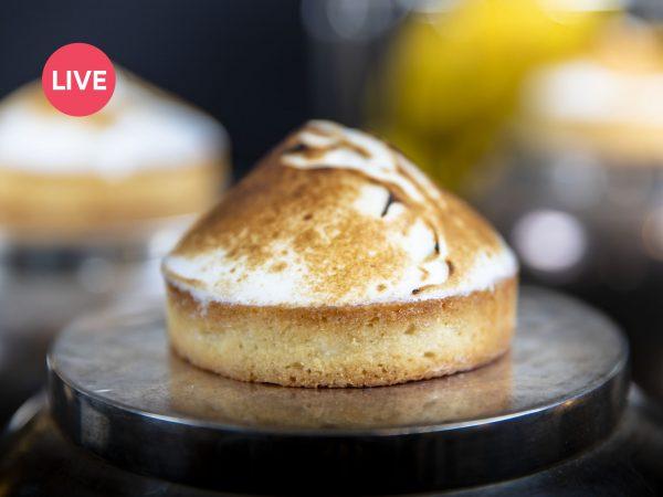 Online Kurs: Zitronen Tartelette