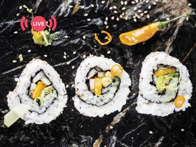 Sushi | Foto (c) Julian Kutos
