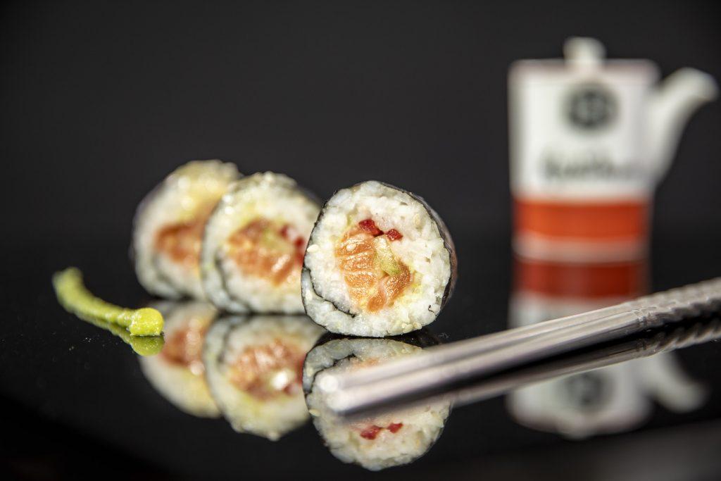 Maki Sushi - Foto (c) Julian Kutos