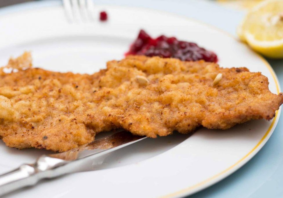 Wiener Schnitzel | Foto (c) Julian Kutos