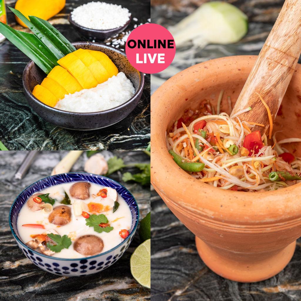 Royal Thai Lunch | Foto (c) Julian Kutos
